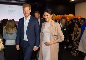 Prince Harry & Meghan Markle's First Christmas Card Is Just…