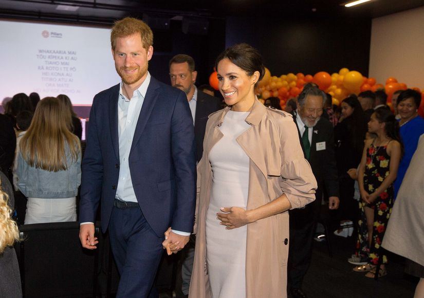 Prince Harry & Meghan Markle's First Christmas Card Is Just Magical