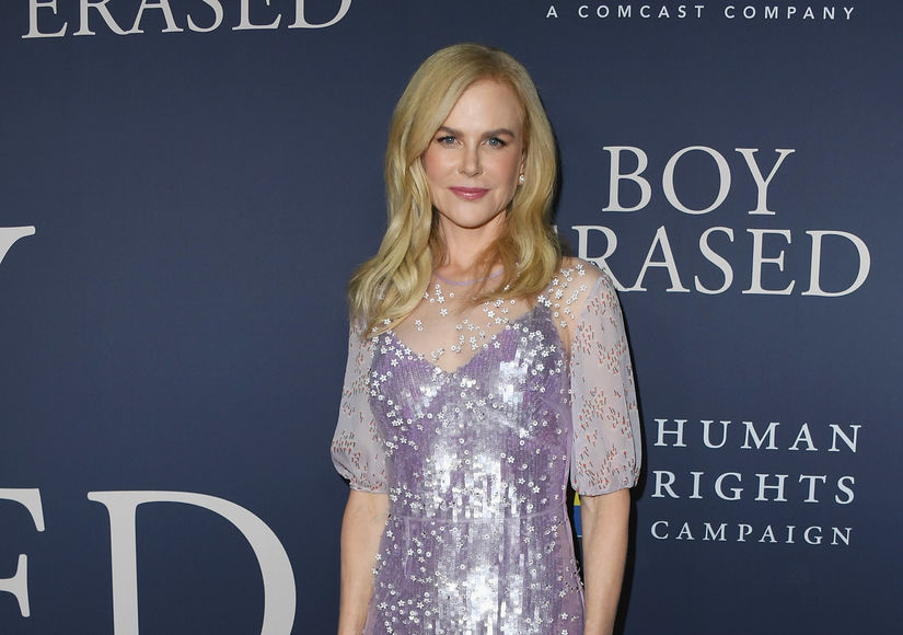 Nicole Kidman Dishes on Her Daughters' Cooking Skills