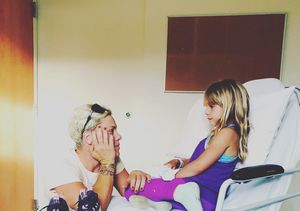 P!nk's Daughter Suffers ER Scare