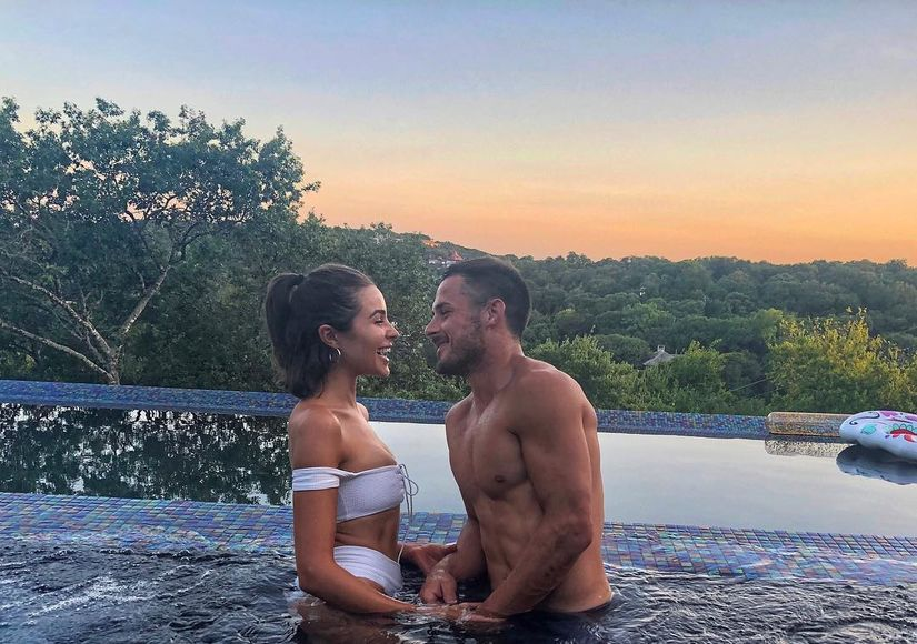 Olivia Culpo & Danny Amendola Split Again