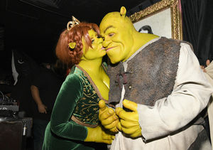 How Heidi Klum Chose Shrek & Fiona for Her Star-Studded Halloween Bash