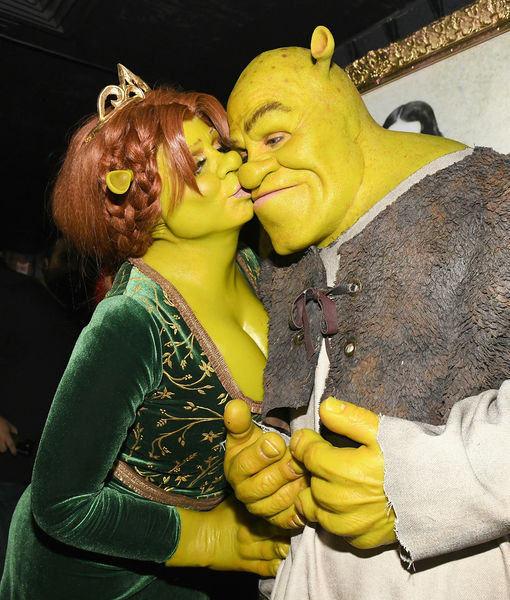 How Heidi Klum Chose Shrek & Fiona for Her Star-Studded Halloween Bash