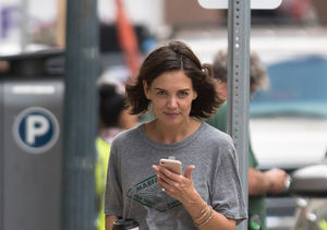 Engaged? Katie Holmes Sparks Rumors with New Diamond Ring