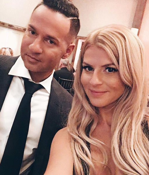 Mike 'The Situation' Sorrentino & Lauren Pesce Are Married!