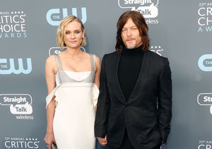 Diane Kruger & Norman Reedus Welcome First Child Together