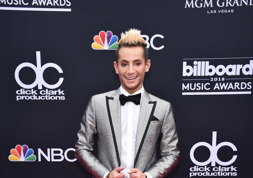 Frankie Grande Confesses He's in a Relationship with a Married Couple