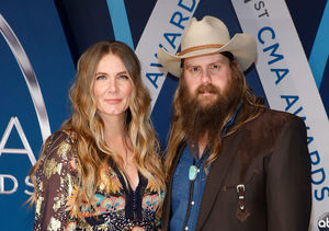 Chris Stapleton & Wife Morgane Expecting... 7 Months After Twins!