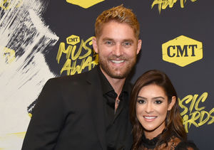 Brett Young Marries Taylor Mills in Palm Springs