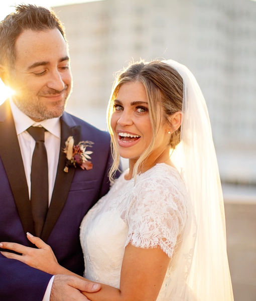 'Boy Meets World' Star Danielle Fishel Marries Jensen Karp