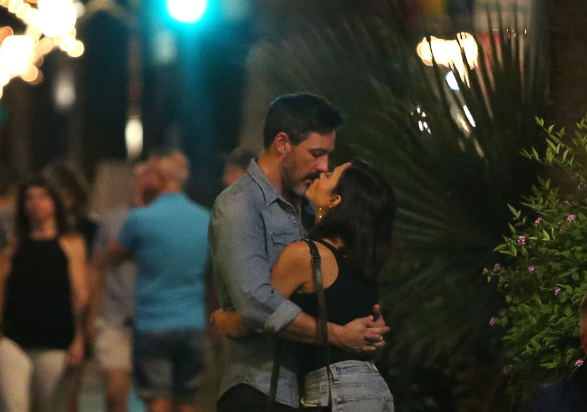 Kissing Pic! Jenna Dewan Packs on PDA with New BF Steve Kazee