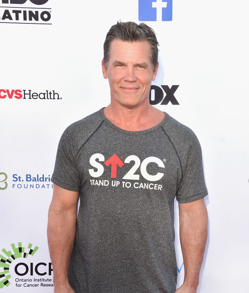 First Baby Video! Josh Brolin Welcomes Baby #3