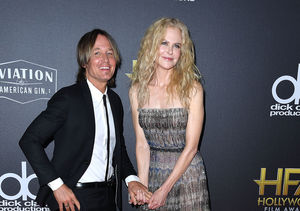Nicole Kidman Clears Up Rumors She Drove to 'Boy Erased' Premiere with Flat…