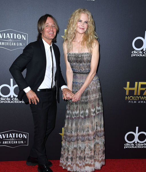 Keith Urban Confesses This NSFW Lyric Is About Nicole Kidman!