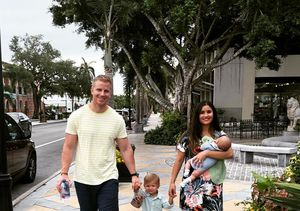 Sean Lowe & Catherine Giudice's Infant Son Hospitalized in ICU