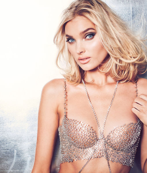 Elsa Hosk Unveils Blinged-Out $1M Victoria's Secret Fantasy Bra