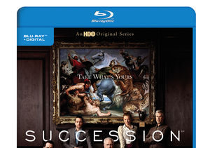 Win It! HBO's 'Succession' on Blu-ray and Digital