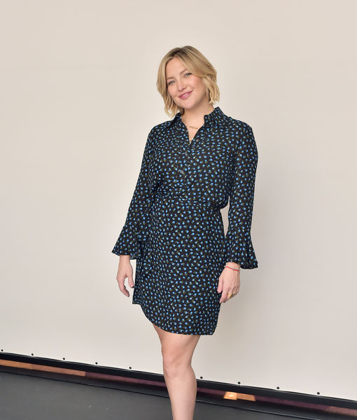 Kate Hudson Makes First Public Appearance Since Welcoming Daughter