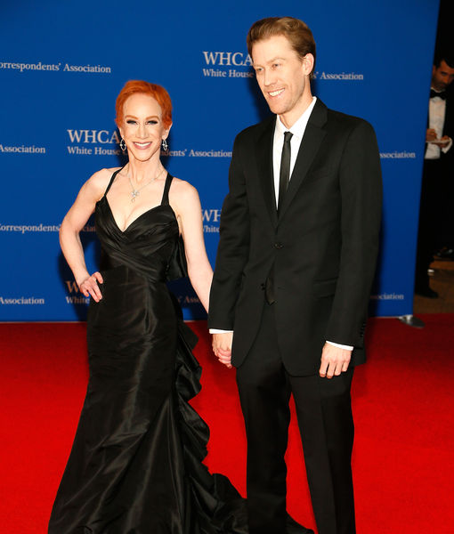 Kathy Griffin & Randy Bick Split