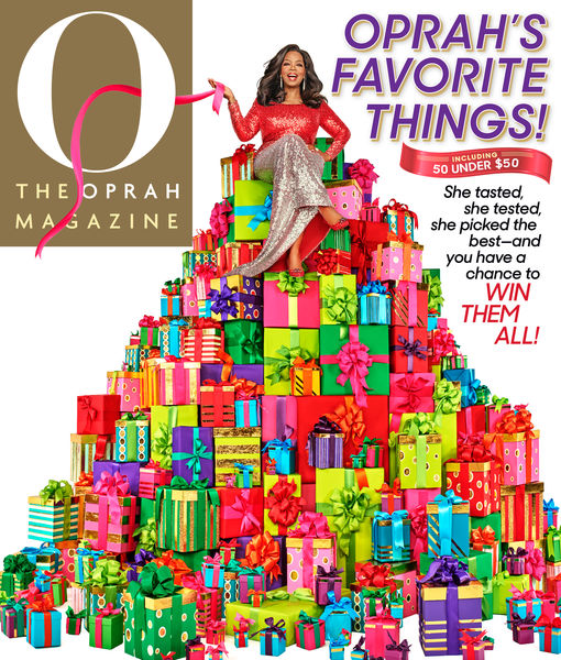 Check Out Some of the Coolest Goodies from Oprah's Favorite Things 2018!