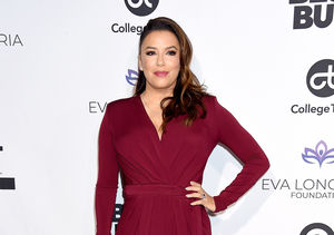 Eva Longoria Dishes on Son Santiago's Latest Milestones
