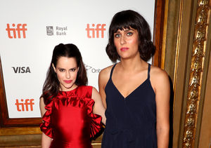 Teddy Geiger & Emily Hampshire Are Engaged