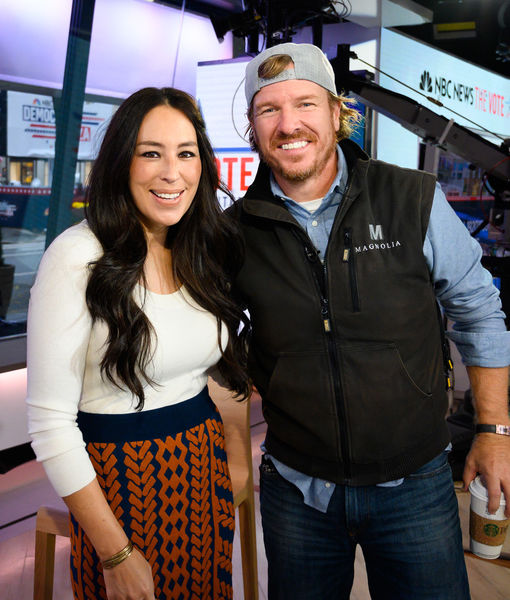 Surprise! Chip & Joanna Gaines Are Coming Back to TV