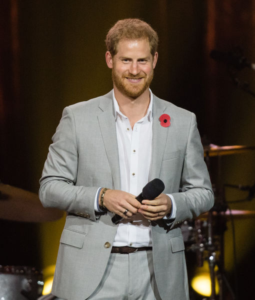 Rumor Bust! Prince Harry Does Not Have a Love Child