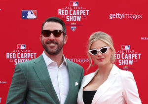 Kate Upton & Justin Verlander's First Baby Is Here — See Pic!