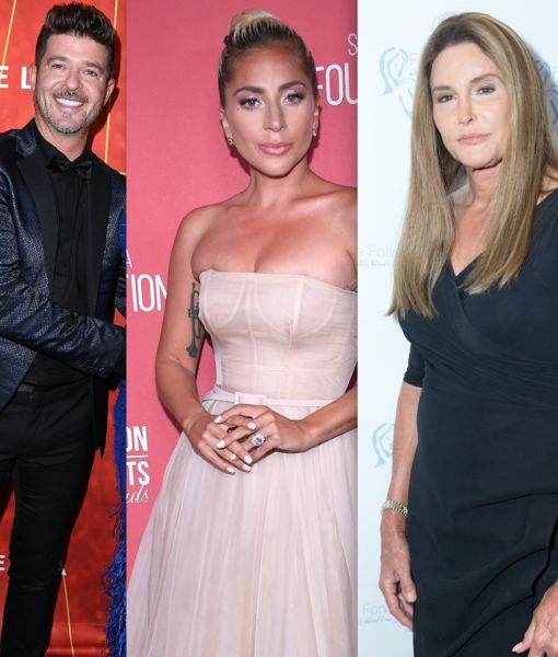 All the Stars Affected by Wildfire: Robin Thicke's Home Destroyed, Gaga's & Caitlyn's Spared