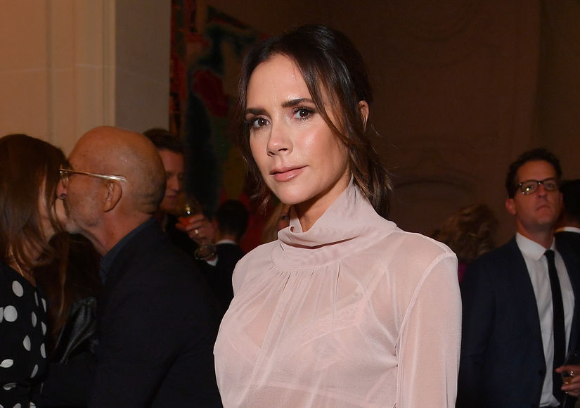 Victoria Beckham on Why She Passed on the Spice Girls Reunion