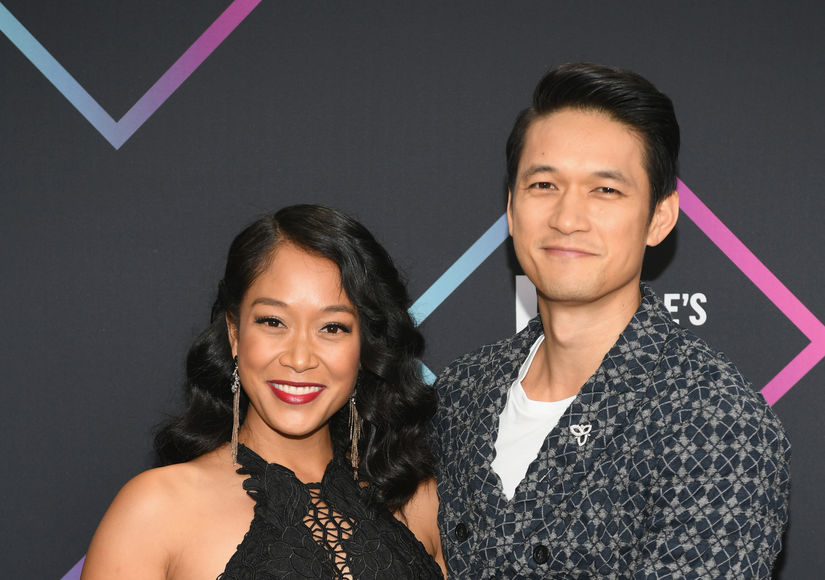 Harry Shum Jr. & Shelby Rabara Expecting First Child — Is it a Boy or…