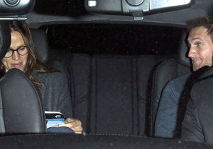 Jennifer Garner & John Miller Spotted on a Date Night!