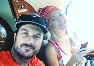 Oliver Hudson Dishes on Kate Hudson's Daughter Rani Rose