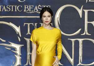 Katherine Waterston Announces Pregnancy at 'Fantastic Beasts'…