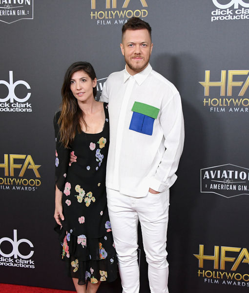 Back Together! Singer Dan Reynolds & Wife Aja Volkman Are 'Rebuilding'