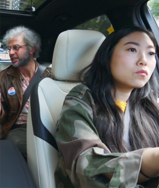 LOL! Awkwafina Joins John Mulaney & Nick Kroll for a Misguided Tour of NYC