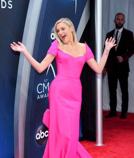 Pics! Stars on the CMA Awards Red Carpet