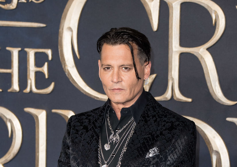 Is Johnny Depp Dating a Russian Go-Go Dancer?
