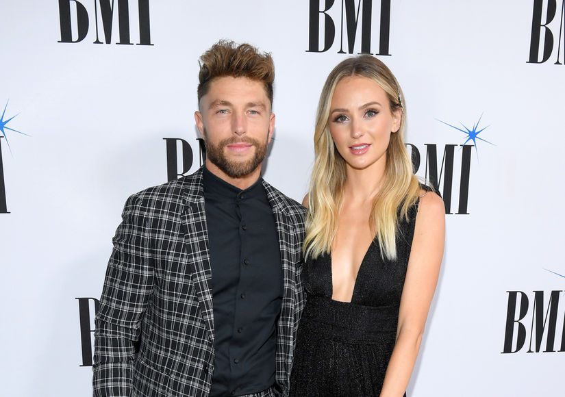 Lauren Bushnell & Chris Lane Go Public with Their 'Brand-New'…