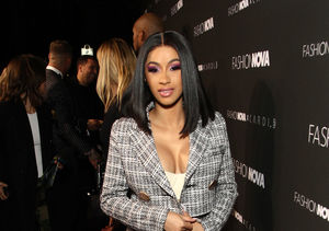 Cardi B Posts First Pic of Baby Kulture
