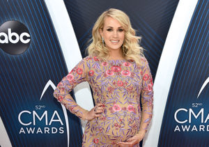 Carrie Underwood Reveals How She's Coping with Pregnancy Insomnia
