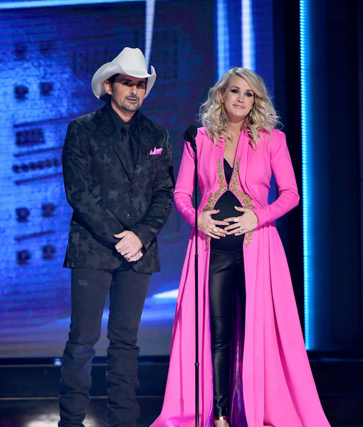 Bump Style! All of Carrie Underwood's Looks During the CMA Awards