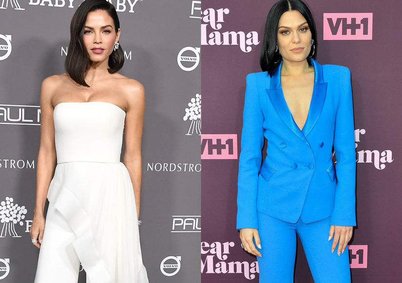 Jenna Dewan's Subtle Response to Jessie J Comparisons