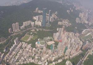 Mansions & Millionaires: Hong Kong by Air