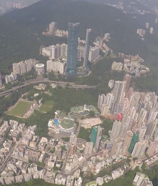 Mansions & Millionaires: Hong Kong by Air