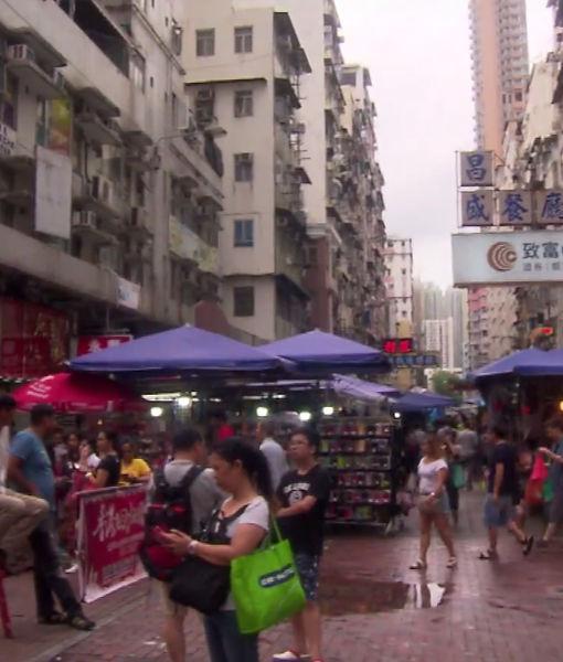 Mansions & Millionaires: Hong Kong Shopping Adventures