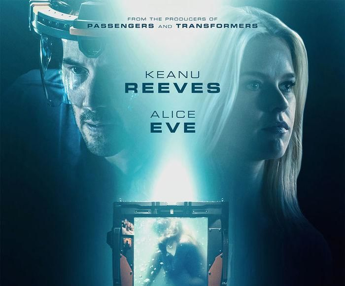 Keanu Reeves Cheats Death in 'Replicas' Trailer — Watch Now!