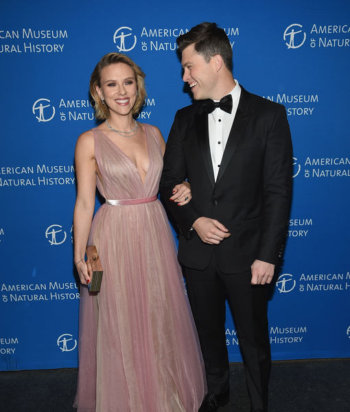Weekend Update: Scarlett Johansson & Colin Jost Engaged!