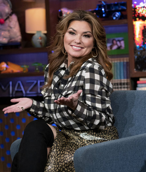 Say What? Shania Twain's Major TMI Confession